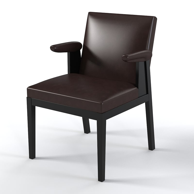 Christian Liaigre Side Chair modern contemporary leather0001.jpg