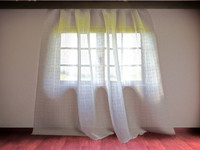 maya curtain shaders
