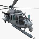 Eurocopter EC725 Caracal 3D models