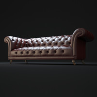 3d goodwood-chesterfield-sofa model