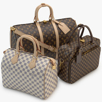 3d collections louis vuitton 01