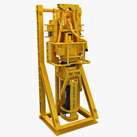 3d drive drilling machine