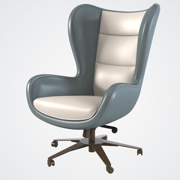 3d butterfly chair promemoria