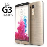 LG G3 + NURBS