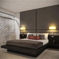 scene modern oriental hotel max