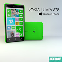 3ds max nokia lumia 625