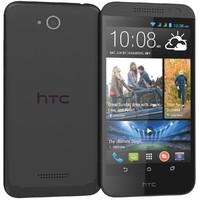 3d htc desire 616 black
