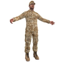 maya sergeant soldier