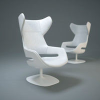 evolution-armchair 3d model