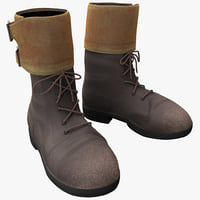 Soldier Boots 6