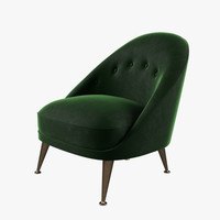 Brabbu Malay Armchair