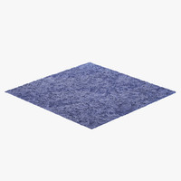 3d model carpet interior