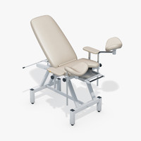 Gynecological chair S12m