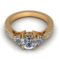3dm diamond ring