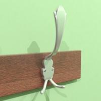 3dsmax hook hanger