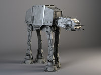 lwo star wars at-at