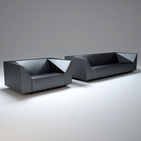 ghost-sofa 3d model