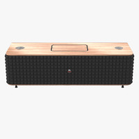 wireless jbl authentics l16 3d model