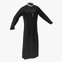 Priest Cassock 2