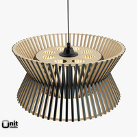 Kontro 6000 pendant light by Secto