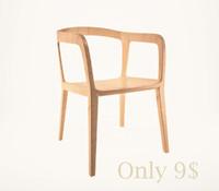 3d model chair 2
