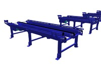 drag chain conveyor 3d max