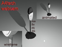 3d webcam a4tech
