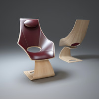 sculptural-dream-chair 3d max