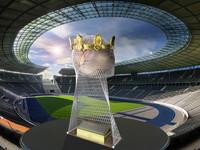 soccer trophy x