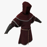 Medieval Clothes 4