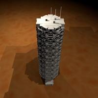 geo cube 3d model