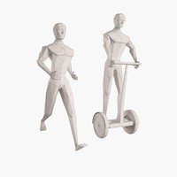 Man Figure Set 005