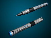 rapidograph pen 3d max
