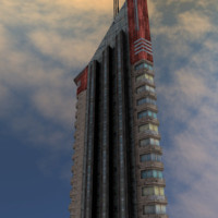 3ds max building sci