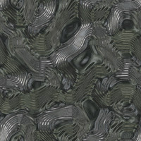 Alien fluid metal seamless generated hires texture