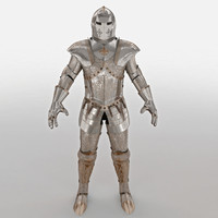 armor 3d max