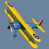 Boeing-Stearman (Model 75)
