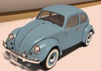 beetle obj