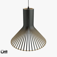 Puncto 4203 pendant light by Secto
