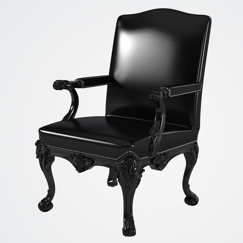 b Ralph Lauren Clivedon Armchair classic classical baroque victorian0001.jpg