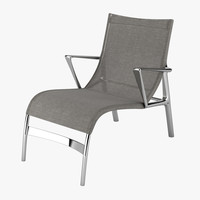 3d model alias armframe chair