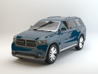 3ds max 2012 dodge durango studio