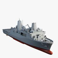 USS Mesa Verde LPD19