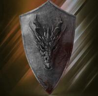 obj dragon shield