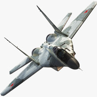 MiG-29A Fulcrum (Russian) Simple