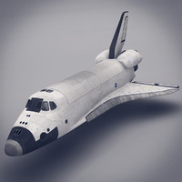 space shuttle lwo