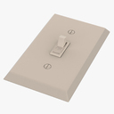 Light Switch 3D models