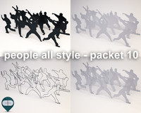 people all style - packet 10