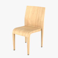 alias laleggera chair 3d max