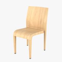 alias laleggera chair 3d max